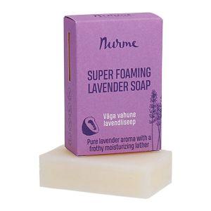 Super Foaming Lemongrass Soap, 100g