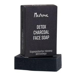 Detox Charcoal Face Soap, 100g