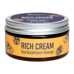Rich Cream Sea Buckthorn+Orange, 100ml