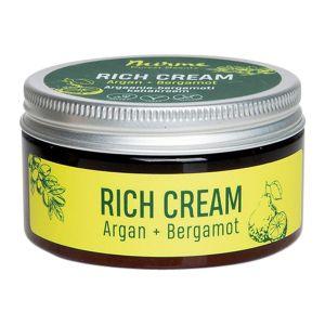 Rich Cream Argan+Bergamot, 100ml