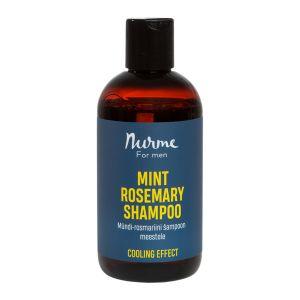 Mint + Rosemary Shampoo for men, 250ml
