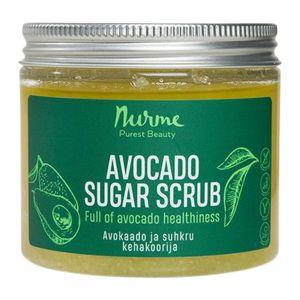 Avocado Sugar Scrub , 250g