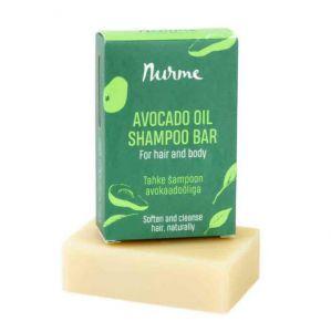 Avocado Oil Shampoo Bar, 100g