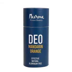 Natural Deodorant Mandarin & Orange, 80g