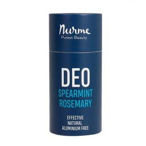 Natural Deodorant Spearmint & Rosemary, 80g