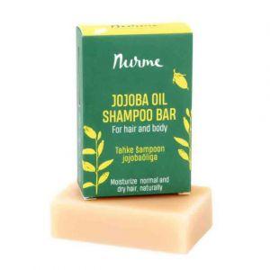 Jojoba Oil Shampoo Bar, 100g