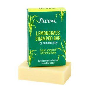 Lemongrass Shampoo Bar, 100g