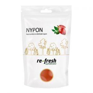 Re-fresh Superfood Nyponpulver, 250g