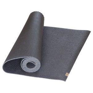 Yogamatta Eco Grå, 4 mm