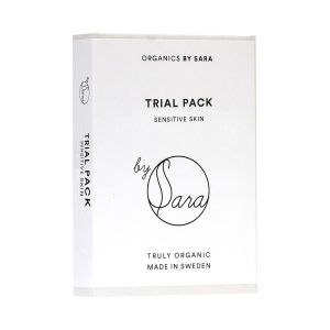 Organics by Sara Trial Pack Sensitive skin – provpaket