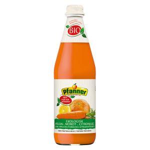 Juice Apelsin, Morot & Citron, 500 ml ekologisk