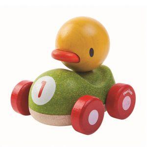 Bil med anka