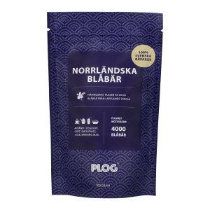 Plog Norrländska Blåbär – från Lappland
