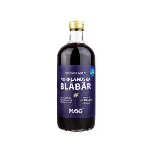 Blåbärsjuice, 500ml