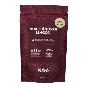 Plog Norrländska Lingon – från Lappland