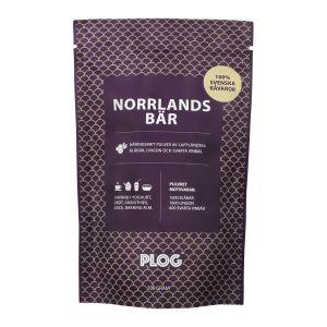 Plog Norrlandsbär Mix – vildvuxna bär