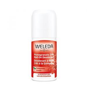 Pomegranate 24h Roll-On Deodorant, 50 ml ekologisk