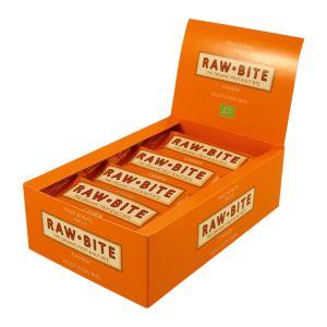 Rawbite Frukt- & Nötbar Cashew – ekologisk rawbar