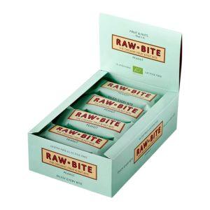 Rawbite Frukt- & Nötbar Jordnöt – ekologisk rawbar