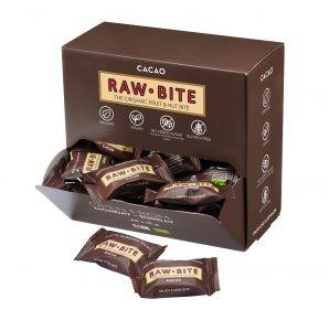 Rawbite Frukt- & Nötbar Kakao Snacksbox – raw snacks