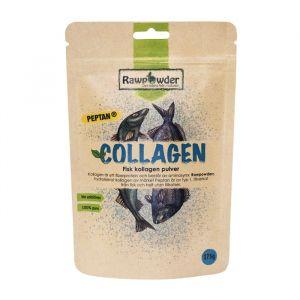 Collagen, 175g marint pulver