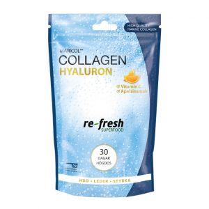 Re-fresh Superfood Collagen Hyaluron + C – Kollagen typ 1
