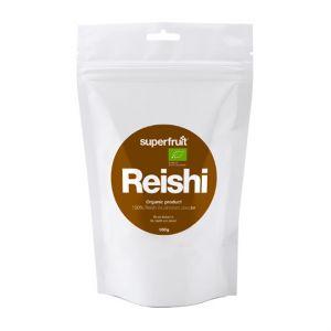 Superfruit Reishi pulver, 100g ekologisk