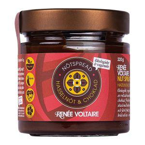 Renée Voltaire Hazelnut & Chocolate Spread – Perfekt som topping på pannkakor och våfflor