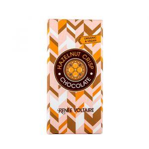 Renée Voltaire Hazelnut crisp chokladkaka – Krispiga hasselnötter och högkvalitativ choklad