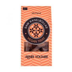 Renée Voltaire Kanelbollar – Veganska rawbollar med kanel