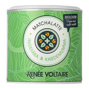 Matcha latte, 100 g ekologisk