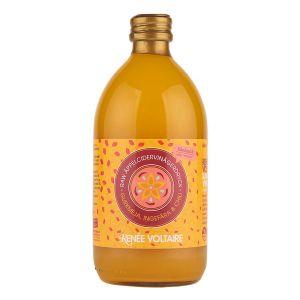 enée Voltaire Raw äppelcidervinägerdryck Gurkmeja, Ingefära & Chili – Ekologiskt och fermenterad äppelcidervinägerdryck