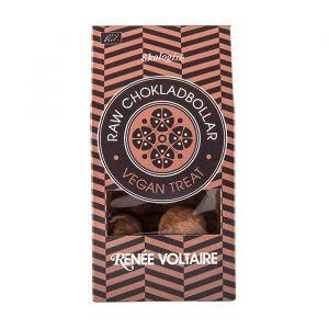 Renée Voltaire Raw chokladbollar – Veganska rawbollar med choklad