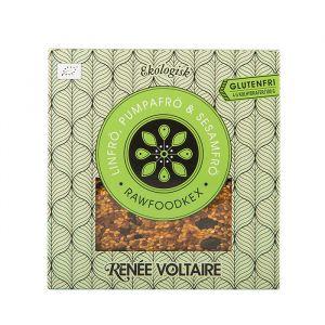 Renée Voltaire Rawfood Kex – Ekologiska och glutenfria rawfoodkex