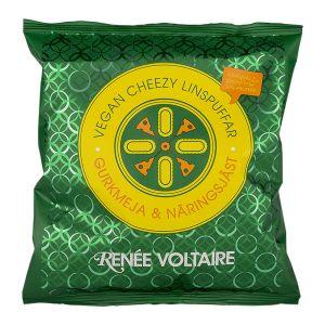 Renée Voltaire Vegan Cheezy linspuff – veganskt snacks