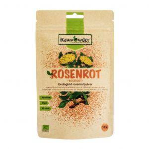 Rosenrot, 100g pulver ekologisk