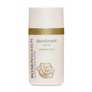 Deodorant Roll-on Rose, 50 ml ekologisk