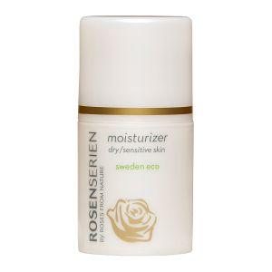 Moisturizer Dry/Sensitive, 50 ml ekologisk