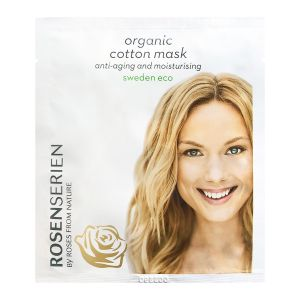 Organic Cotton Mask, 15 ml ekologisk