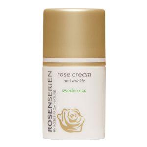 Rose Cream Anti Wrinkle, 50 ml ekologisk