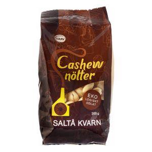 Cashewnötter, 200 g ekologisk