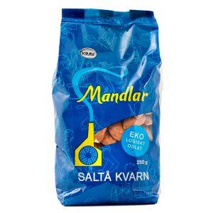 Saltå Kvarn Mandlar – Ekologiska mandlar