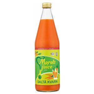 Morotsjuice, 750 ml ekologisk