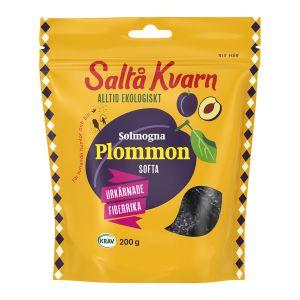 Plommon softa, 200 g ekologisk
