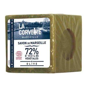 Savon Du Midi Tvål Oliv Marseille – Olivtvål, 72%