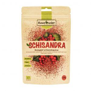 Schisandra, 125g pulver ekologisk