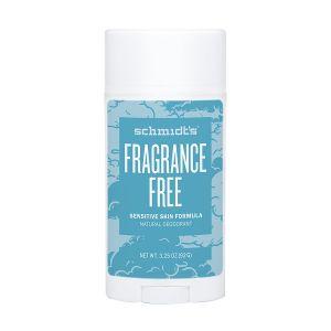 Schmidts Natural Deodorant Sensitive Fragrance Free Stick
