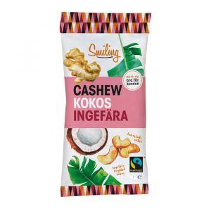 Cashew Kokos-Ingefära, 50g