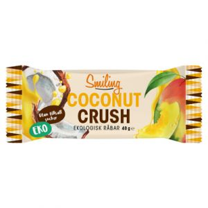 Smiling Råbar Coconut Crush – svensktillverkad