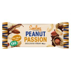 Smiling Råbar Peanut Passion – svensktillverkad
